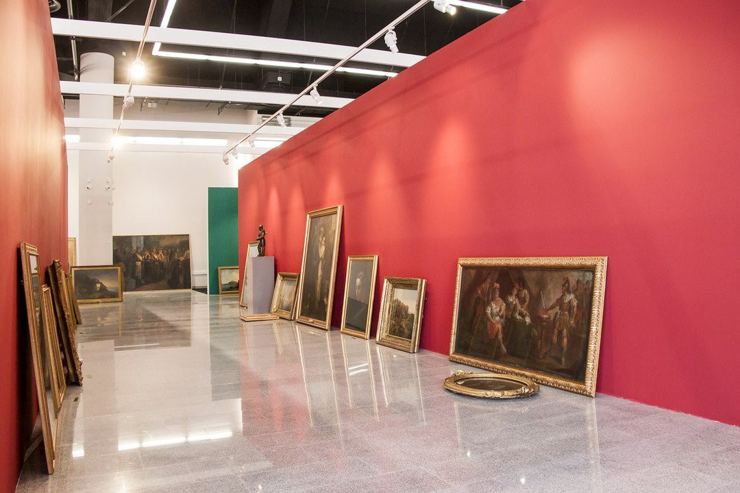 Шедевры художественной коллекции в музее Словцова в Тюмени
