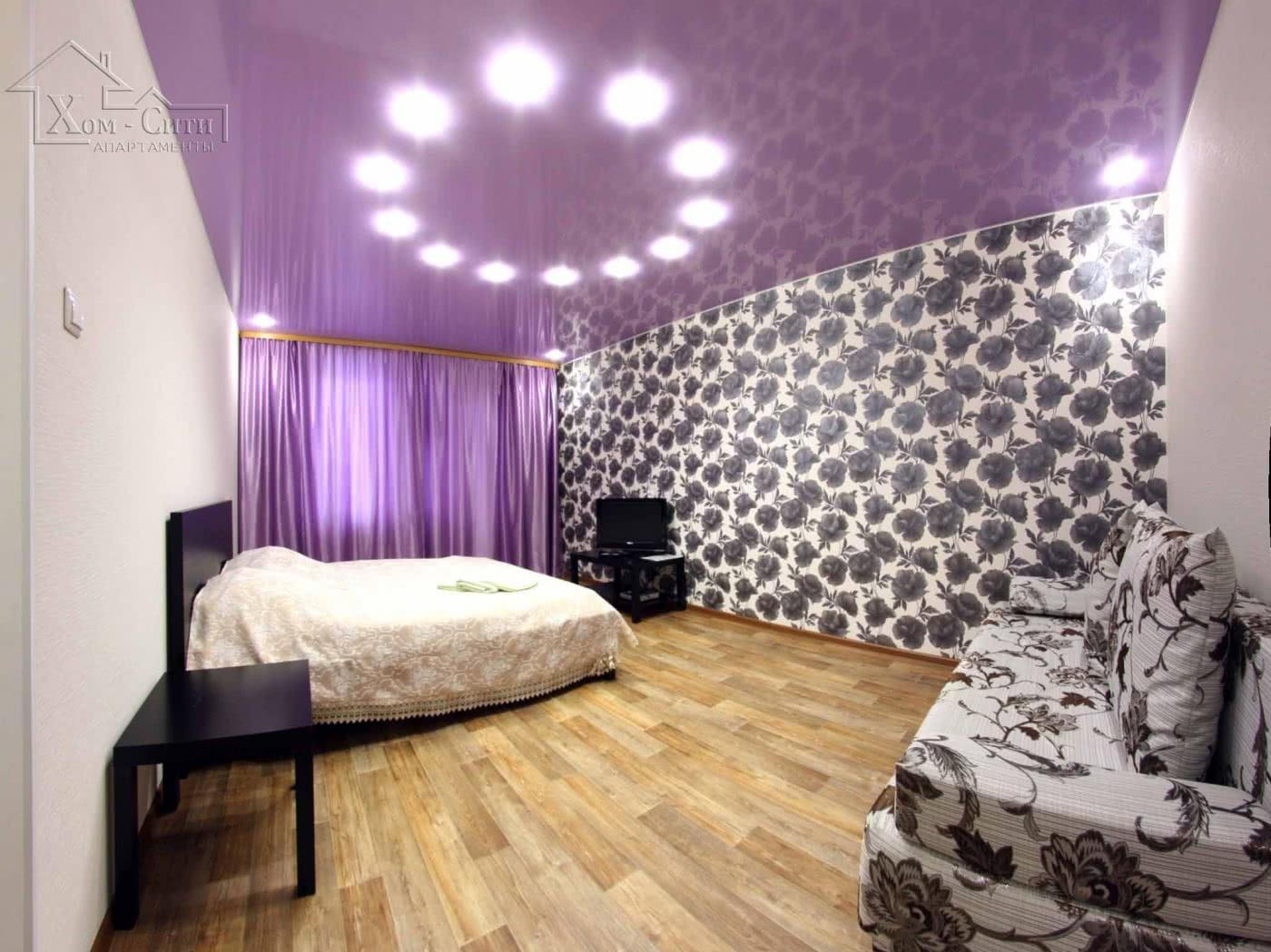 Аренда гостиничных номеров и апартаментов в Тюмени